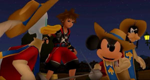 Kingdom Hearts HD 2.8 Final Chapter Prologue_TGS 2015_TrueGamer.de_1